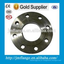 Flange de aço inoxidável 316 Flange plano standard