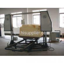 Máquina de corte computadorizada CNC
