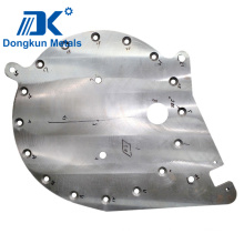 Stainless Steel Plate Stamping Fabrication