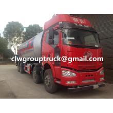 FAW 8X4 35.5CBM LPG Tank Transport Truck