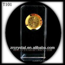 Maravilhoso K9 Crystal Clock T101