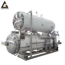 Retort Machine with Steam Boiler