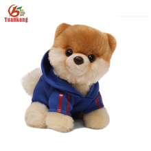20cm bonito com preço mais barato cão de pelúcia que parece brinquedo de pelúcia real