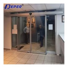 DEPER 200L with motor lock framed glass automatic sliding door operator