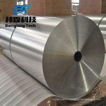 La feuille d'aluminium de l'épaisseur 80mm de l'alliage 8011 roule 0.2mm profondément pour des capsules de bouteille
