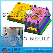 molde plástico dos tambores da pintura, fábrica plástica da modelagem por injecção, moldes plásticos do jarro