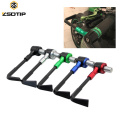 Universal 22mm Motorcycle Brake Clutch CNC Horn Handlebar Anti-fall Hand Guard Motorcycle Falling Protection Parts