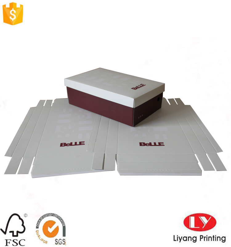 foldable shoes box