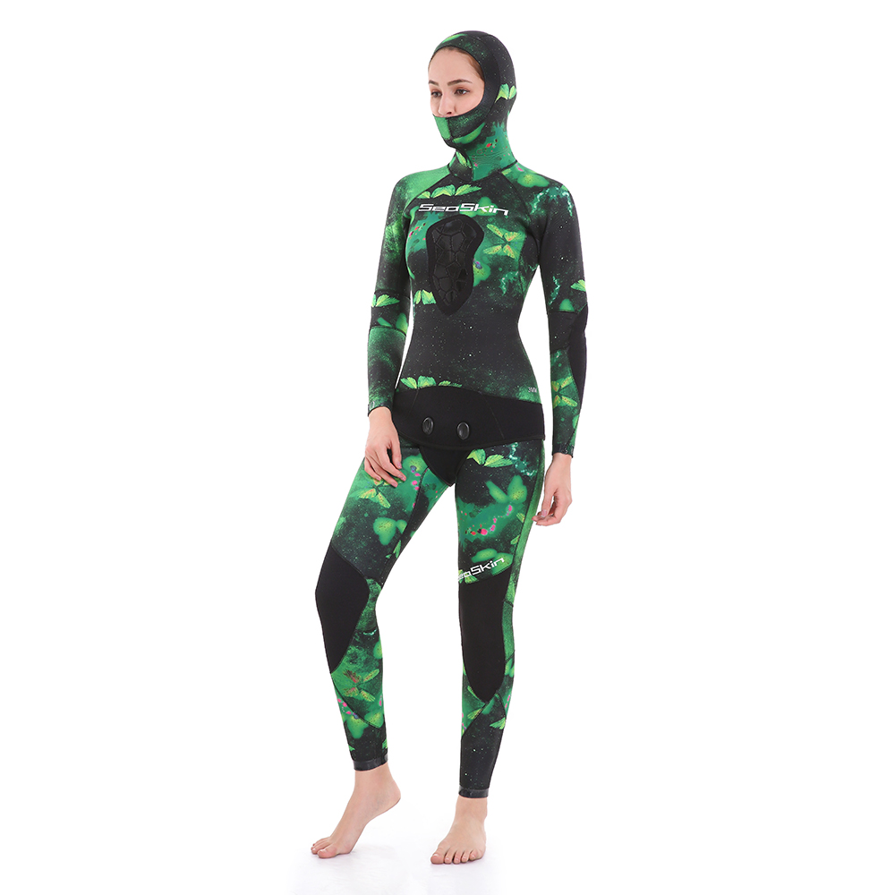 Women Two Pieces Wetsuit Sets