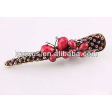 Indian cabelo clip jóias / ornamento de cabelo atacado