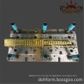 Mould maker for sheet metal progressive stamping die