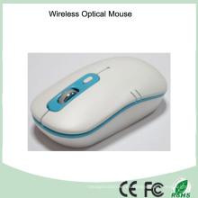 Fashional diseño 2.4 GHz Ultra Slim inalámbrico ratón de la computadora