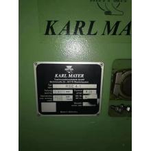 Karl Mayer warp knitting machine