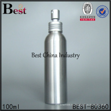 тонкая алюминиевая туман 100 мл спрей бутылку