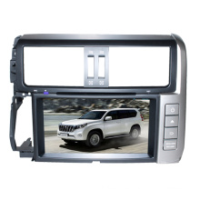 Ajuste de 2DIN coches reproductor de DVD para Toyota Prado 2011-2013 con el Radio Bluetooth estéreo TV GPS sistema de navegación