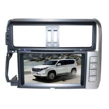 2din carro DVD Player apto para Toyota Prado 2011-2013 com rádio TV estéreo de Bluetooth GPS sistema de navegação