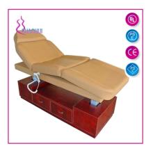 Cama de massagem elétrica com colchão confortável