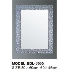 5mm Thickness Silver Glass Bathroom Mirror (BDL-6005)