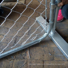 Electric Galvanized Cheap Chain Link Fence