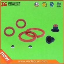 Anillo de sellado de caucho de silicona de inyección resistente a la intemperie