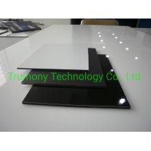 Customized Feve PVDF Nano Glossy Brightness Color Unbreakable ACP Aluminum Composit Panel