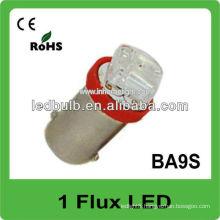 Flux led turning break light 12V Led auto ba9s