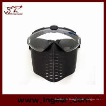 Streitaxt pro-Goggle Full Face Maske mit Ventilator