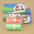 Plastiktasche Haustier Abfallbeutel Duftender Hund Poop Bag
