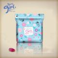 Chemikalienfreie Maxi-Pads aus Bio-Baumwolle für Damen