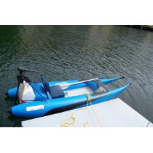 Trenó aquático para barcos infláveis de alta velocidade