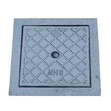 Cubiertas de boca de hierro fundido 50X50