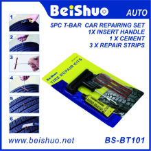 Emergency Car Tire Puncture Repair Kit for Tubeless Tires