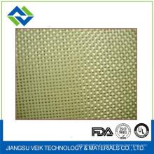 Tissu de tissu d'Aramid de Kevlar de tissu de Kevlar de résistance de haute température
