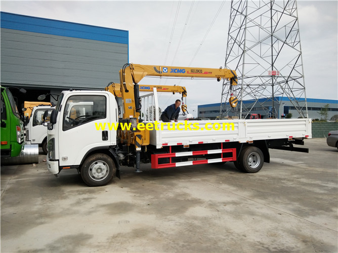 XCMG Truck with Cranes