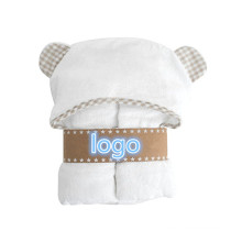 hooded towel set high quality baby hooded