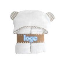 conjunto de toalha com capuz bebê de alta qualidade com capuz