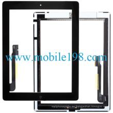 para iPad 3 Original Touch Screen Digitizer Black
