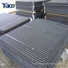 65Mn Mining Screen mesh Crimped wire mesh quarry screen for Stone crusher