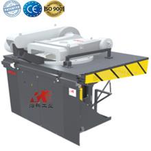 forno elétrico de indução industrial para aço de ferro