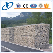 2018 new factory produce Galfan Gabion