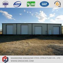 Prefabricated Steel Frame Warehouse Building