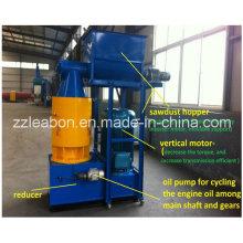 Machine en bois de granulatoire de granule de sciure de biomasse de rendement élevé