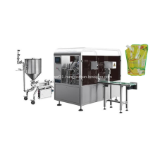 Premade Spout Bag Cooking Oil Filling Machine