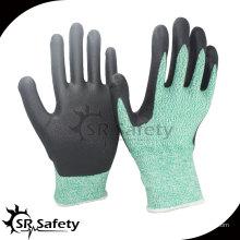 13 калибровочных перчаток с покрытием 5 на водной основе PU перчатки промышленные защитные перчатки