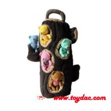 Plüsch-Karikatur-Spielzeug-Baum-Spielzeug (TPKT0565)