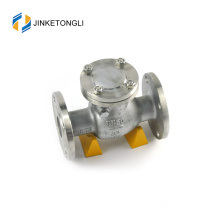JKTLPC076 adjustable load forged flensed gate check valve