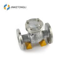 JKTLPC076 adjustable loaded forged steel flanged gate check valve