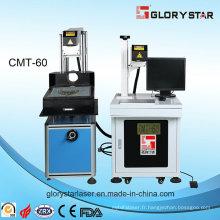 Machine de marquage laser 10W / 30W / 60W / 100W avec certification Ce