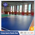 Plancher en vinyle de haute qualité écologique de sports d'intérieur, badminton, tapis de volley-ball