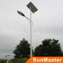 Zhejiang CE y RoHS aprobados luz de calle Solar de 50W